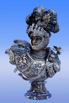 The golden age  \\ Sculptor  - Andrey Ozyumenko