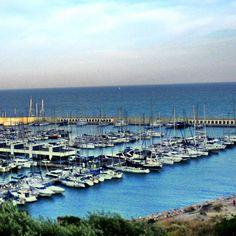 Port Ginesta - Les Botigues de Sitges, Spain