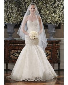 Romona Keveza, Spring 2013 Collection  available at Gabrielle's Bridal Atelier 408.370.4999