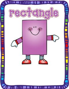 rectangle song and poster