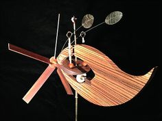 contemporary whirligigs