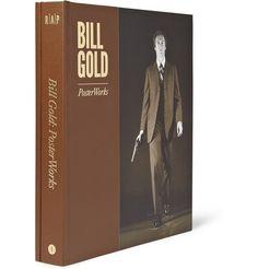 Reel Art Press Bill Gold: Poster Works Master Edition Hardcover Book and Print Set | MR PORTER