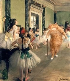 "<a href=""http://fatcatart.ru/2014/09/kiss/?lang=en"">Edgar Degas, The Ballet Class. Learn pas de chat</a> <a href=""http://shop.fatcatart.com/?product_tag=edgar-dega-urok-tanca"" class=""link-to-shop"">Buy</a>"