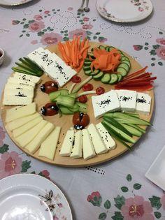 Annemin peynir tabağı