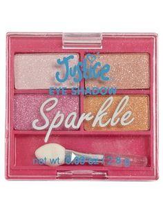 4 Piece Sparkle Eyeshadow Palette