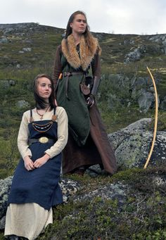 "annethearcher: ""Viking Women """