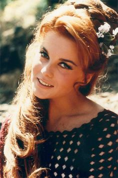 vintage everyday: Ann-Margret: Classic Beauty Icon of the 1960s