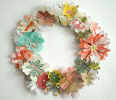 paper craft- I'm thinking about plastic for the front door.  Maybe I can use plastic bags?