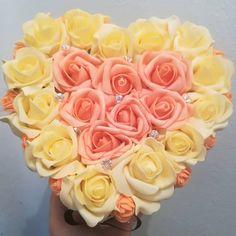 Saját készítésű habrózsa dobozok, dekorációk. Személyre szóló kísérőkártyával! Rendelni üzenetben is tudsz, vagy látogass el a webshopba! Email: erabera89@t-online.hu Rose, Flowers, Plants, Jewelry, Pink, Jewlery, Jewerly, Schmuck, Jewels