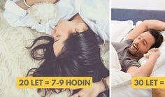 Kolik hodin spát, když je vám 18, 30 nebo 45 let? Vědci provedli přes 300 studií zaměřených na spánek, aby se konečně shodli. Zjistěte, jak dlouho spát. Sleep, Personal Care, Beauty, Self Care, Cosmetology