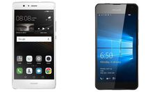 Huawei P9 lite vs Microsoft Lumia 650 Subscribe! http://youtube.com/TechSpaceReview More http://TechSpaceReview.tumblr.com
