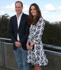 Prince William and Kate Middeton took in Australia's stunning scenery despite security scare: