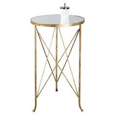 Metal Accordion Side Table | Pinterest | Metals, Living Rooms And Apartments