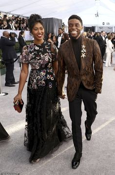 Film Black Panther, Black Panther 2018, Black Panther Marvel, Black Panther Chadwick Boseman, Secretly Married, Marvel E Dc, Jackie Robinson, Black Actors, James Brown