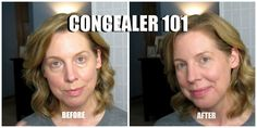My (updated) Concealer Routine Anti Aging Cream, Anti Aging Skin Care, Natural Skin Care, Natural Makeup, Homemade Skin Care, Diy Skin Care, Skin Tips, Skin Care Tips, Skin Care Routine For 20s