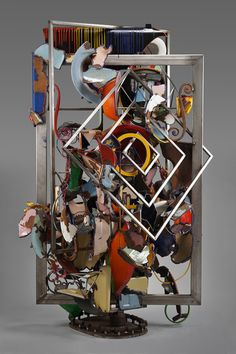 Robert Hudson | Frame of Mind (2012) | Available for Sale | Artsy