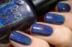 Too Fancy Lacquer - Velvet Nights (DAZZLED Exclusive)