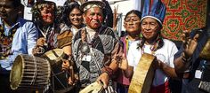 """COP22: Indigenous leaders demand respect for their rights against measures against Climate Change """"Deforestation contributes 24% of emissions of greenhouse gases worldwide and 58% in Latin America alone. The study found that in tropical forests which were recognized and protected indigenous land rights of local communities and deforestation rates were two to three times lower than in other parts of Bolivia, Brazil and Colombia."""""""