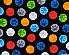 Dog-Gonnit! - Pooch Paws - Black