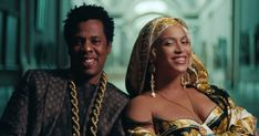 """Beyoncé and Jay-Z shot a music video for """"Apesh*t"""" at the Louvre, where they performed in front of the museum's famed works of art. Beyonce Knowles Carter, Beyonce And Jay Z, Music For Kids, New Music, Blue Ivy Carter, Kid Ink, Trinidad James, Z Cam, Ace Hood"""
