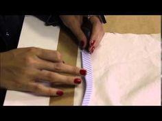 Link do vídeo sobre como cortar viés do mesmo tecido: https://youtu.be/z47iNdOoLBA Esse tutorial aborda 3 maneiras práticas de colocação do viés, um item fun...