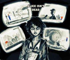 alice isn't dead driver