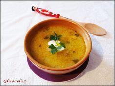 Supă de ciuperci Supe, Ethnic Recipes, Food, Essen, Meals, Yemek, Eten