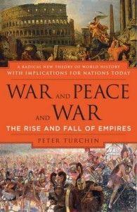 """Cet ouvrage raconte la naissance et le déclin des empires, qui se déroule sur un ou plusieurs """"cycles séculaires""""."""