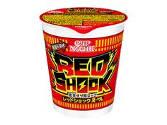 CUPNOODLE RED SHOCK
