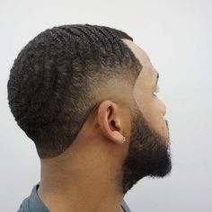 Top 100 Men's Hairstyles & Haircuts for Men - Hairstyle Man Top Hairstyles For Men, Black Men Haircuts, Best Short Haircuts, Cool Haircuts, Hairstyles Haircuts, Fresh Haircuts, Black Hairstyles, Short Hair Cuts, Short Hair Styles