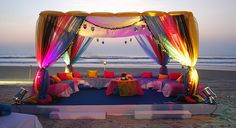 Beach Weddings Goa pinned via @Sahrazade
