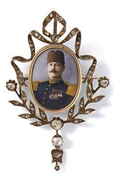 Hasan Rıza Paşa, son of Mehmd Namik Pasa, general of the Ottoman Army, 1871-1913