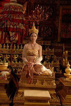 ราชาวดี : ชุดไทยนางกษัตริย์อยุธยา Thai Style  Thai costume Thai girl Siam Dress Thai traditional costume Siam Dress Thai traditional costume แม่นาง - แม่หญิง