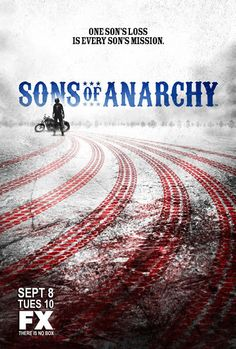 Sons of Anarchy, discovered Behance