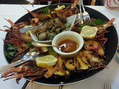 Shellfish plater Matosinhos