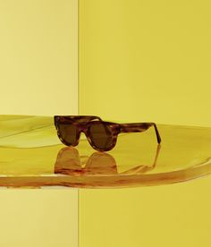 73d87aea50 The Swedish powerhouse Acne Studios has released its first full eyewear  collection debuting eight styles for the summer of