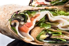 Sharona Shankar-King's Fuji Apple, Spinach & Turkey Wrap from Dr OZ Lunch Board Healthy Cooking, Healthy Snacks, Healthy Eating, Healthy Recipes, Smart Snacks, Great Lunch Ideas, Dinner Ideas, Turkey Wraps, Breakfast Desayunos