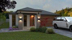 5 bedroom narrow lot home design
