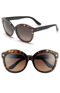 40fb4df4acb mini gancino sunglasses   salvatore ferragamo