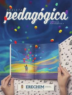 Revista pedagogica 2016  Primeira versão