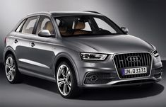 Audi Q3 network track, ideal for winter | Fast and Furious ...
