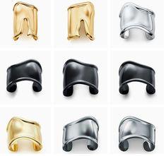 enduring style: Elsa Peretti Cuffs for Tiffany.
