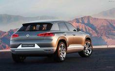 Volkswagen Cross. You can download this image in resolution 2560x1600 having visited our website. Вы можете скачать данное изображение в разрешении 2560x1600 c нашего сайта.