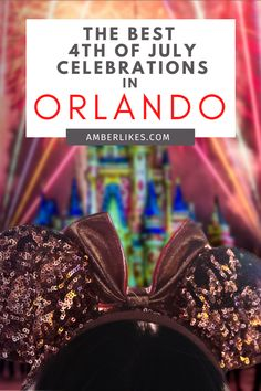 Orlando 4th of July is back in full force! Check out the full list of celebrations, dining locations, and fireworks. #orlando #orlandoflorida #orlandofl #4thofjuly2021 #centralflorida Packing List For Vacation, Disney Vacation Planning, Cruise Vacation, Disney Vacations, Vacation Trips, Florida Usa, Florida Travel, Orlando Florida, Florida Beaches