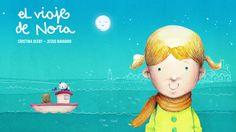 """Crowdfunding para publicar el álbum ilustrado infantil """"El viaje de Nora"""""""