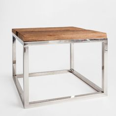 Metal and wood table 179 € | Zara Home Finland