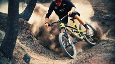 Back to the Ashes - VIDEO - http://mountain-bike-review.net/mountain-bikes/back-to-the-ashes-video/ #mountainbike #mountain biking