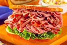 ローストビーフサンドイッチ ( Roast Beef Sandwich ) ✨
