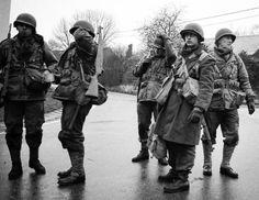 #hardigny #hardigny44 #1944 #wwii #wwiireenactment #reenactment #battleofthebuldge #bastogne #nutsweekend #nikonfm3a #fm3a #ilford #ilfordhp5 #hp5 #35mmsyndrome #35mm #igerslux #ishootfilm #shootfilmstaybroke #filmisnotdead #igerslux #filmphotography #dezpx #analogphotography #thefilmcommunity #wearetheluckyones #dezpx_film #streetphotography #documentary #knowyourhistory #livinghistory (hier: Hardigny Luxembourg Belgium)