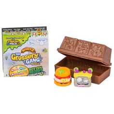 The Grossery Gang Series 2 Surprise Pack - Blind Pack